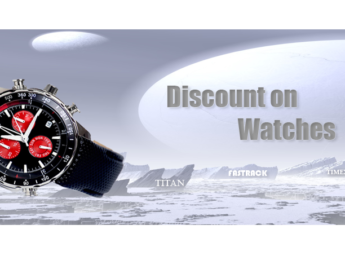 Watches shopping coupons, offersget