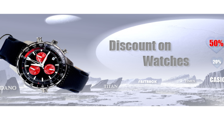 Watches coupons